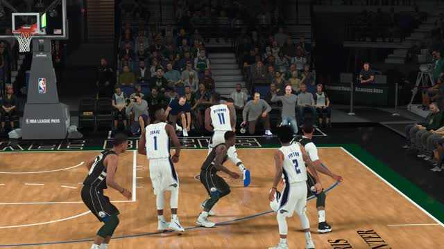 Watch NBA 2K18 03.14.2018 - 20.27.22.01 GIF on Gfycat. Discover more related GIFs on Gfycat