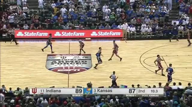 Watch and share Indiana Basketball GIFs and Og Anunoby GIFs by bladner on Gfycat