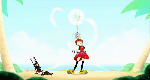 Watch and share Destiny Island GIFs and Kingdom Hearts GIFs on Gfycat