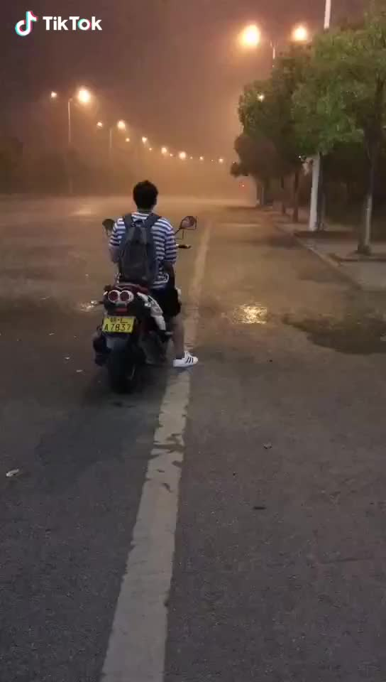 Watch and share Strange Weather GIFs by TikTok  on Gfycat