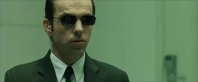 Watch and share Hugo Weaving GIFs and Keanu Reeves GIFs by Qawsedf234 on Gfycat