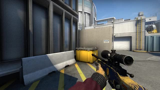 Watch and share Nuke - Outside - Smoke | Heaven - From T Spawn - By Astralis GIFs by DrakePHOSE on Gfycat