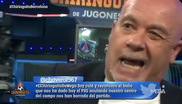 "Watch and share Alfredo Duro: ""¿El Barça? ¡4-0 Y AL CARRER!"" GIFs on Gfycat"