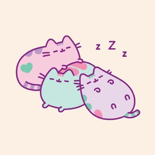 Watch this sleep GIF by GIF Queen (@ioanna) on Gfycat. Discover more asleep, bed, cat, cute, kitty, pusheen, sleep, sleepy, tired, zzz GIFs on Gfycat