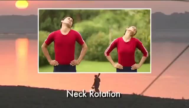 Watch and share Neck Rotation GIFs on Gfycat