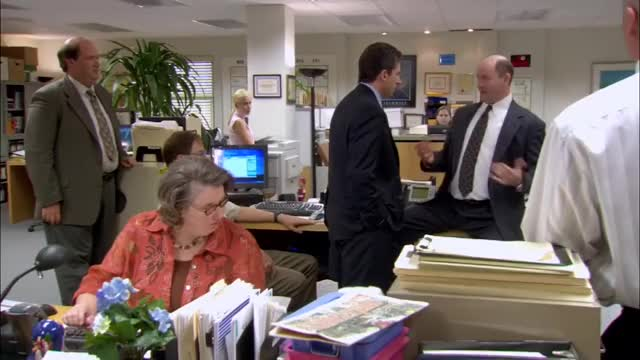 Watch and share David Koechner GIFs and The Office GIFs on Gfycat