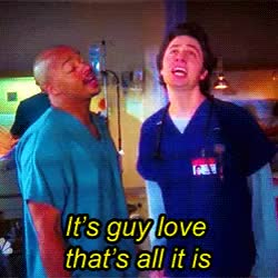 Watch and share Because I Love Scrubs GIFs on Gfycat