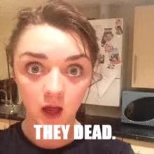 Watch this maisie williams GIF on Gfycat. Discover more maisie williams GIFs on Gfycat