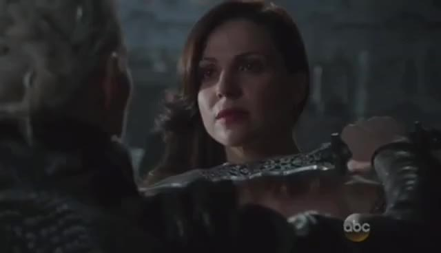 """Watch OUAT (5x01) -  """"The Dark Swan"""" (Hook Scenes) - Part 8 GIF on Gfycat. Discover more related GIFs on Gfycat"""