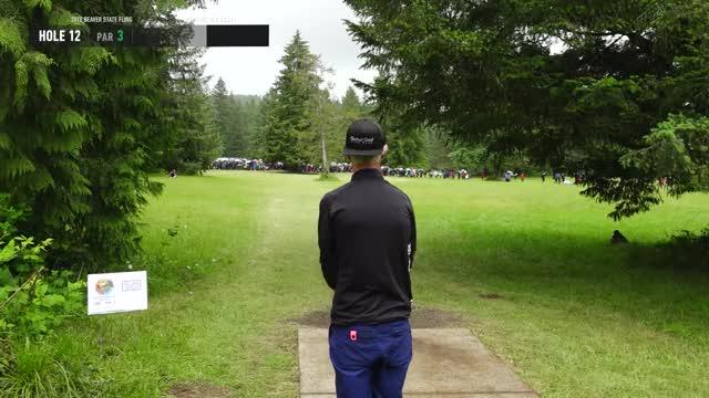 Watch 2018 Beaver State Fling Round 4 Part 2 Eagle McMahon hole 12 island hit GIF by Benn Wineka UWDG (@bennwineka) on Gfycat. Discover more dgpt, dgwt, disc, disc golf, mcbeast, nate sexton, paul mcbeth, pdga, simon lizotte, tournament GIFs on Gfycat