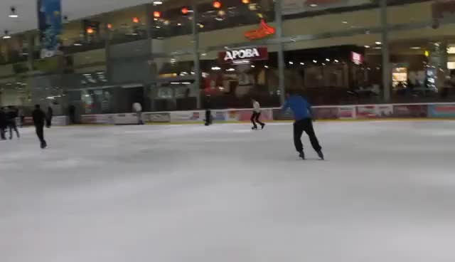 Watch this ice skate GIF on Gfycat. Discover more ice skate, ice skating, the-prince GIFs on Gfycat