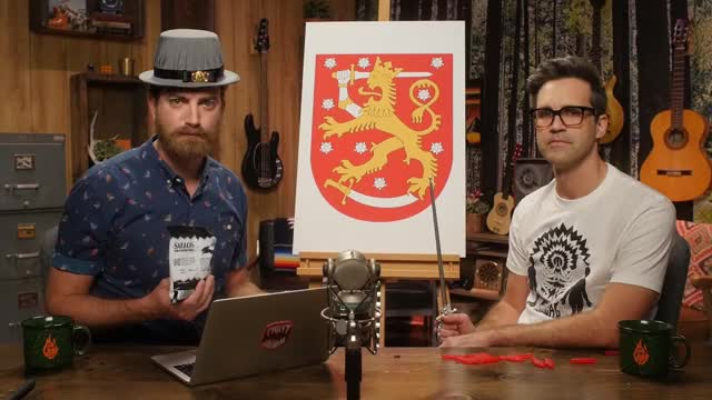 Watch and share Mythical Morning GIFs and Rhett Mclaughlin GIFs by aldriel on Gfycat