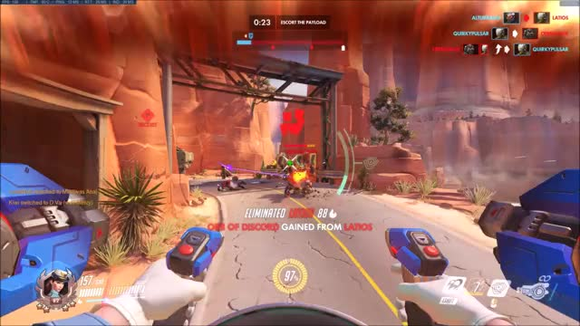 Watch Freeze!!! GIF by Blind (@blindtherogue) on Gfycat. Discover more D.VA, Doomfist, Freeze, Frozen, Mask, Overwatch, The GIFs on Gfycat