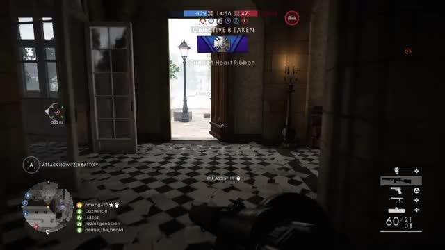 Watch Tank killing Wizard ! GIF by @ogbmx420 on Gfycat. Discover more battlefield_one GIFs on Gfycat