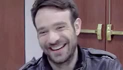 Watch Charlie Cox Gifs GIF on Gfycat. Discover more by deb, charlie cox, charliecoxedit, gif, interview, this is so rushed n messy sorry :/// GIFs on Gfycat