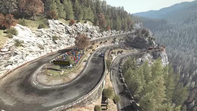 Watch Dirt Rally - Virage de bonhomme GIF on Gfycat. Discover more dirt rally GIFs on Gfycat