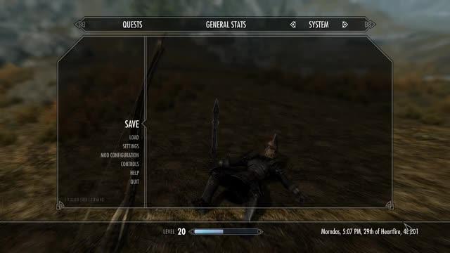 Watch and share Elder Scrolls V Skyrim 02.27.2018 - 20.50.56.02 GIFs on Gfycat