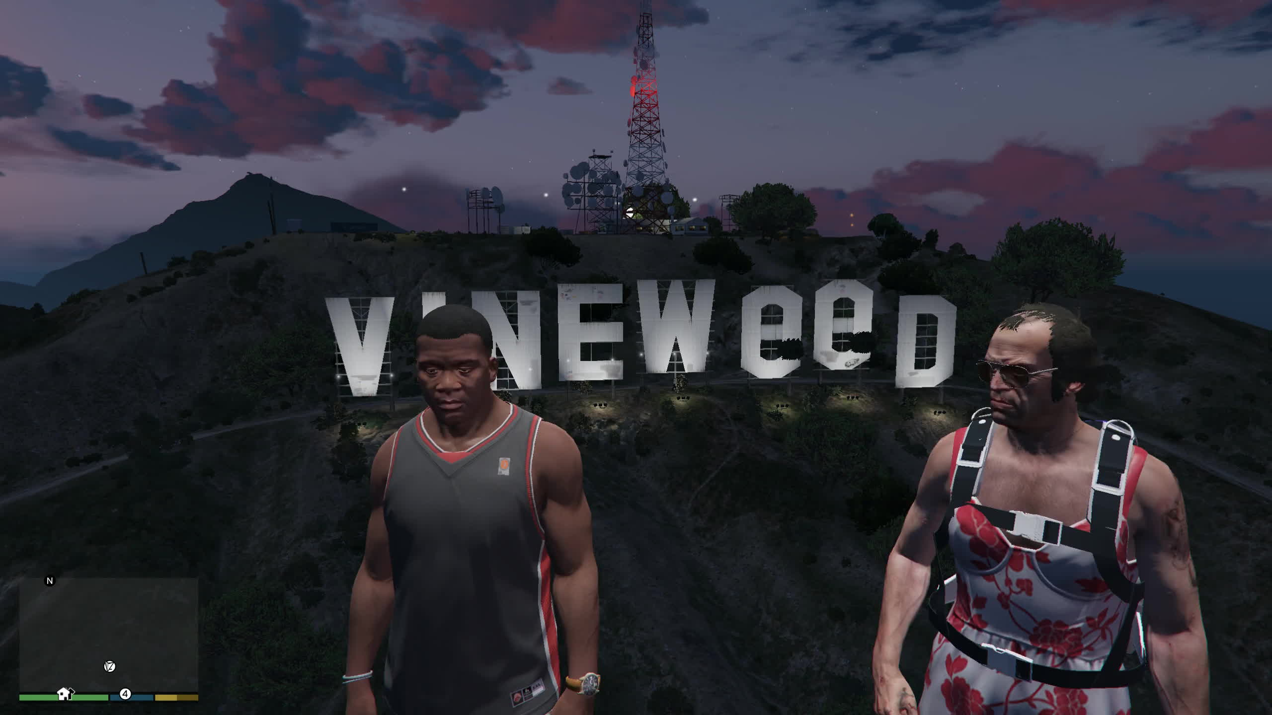 GTAgifs, gta mod vineweed holyweed gtav, Mission accomplished GIFs