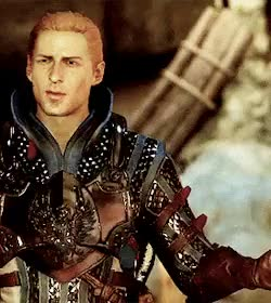 Watch and share Alistair Dragon Age Inquisition Dragon Age Origins GIFs on Gfycat