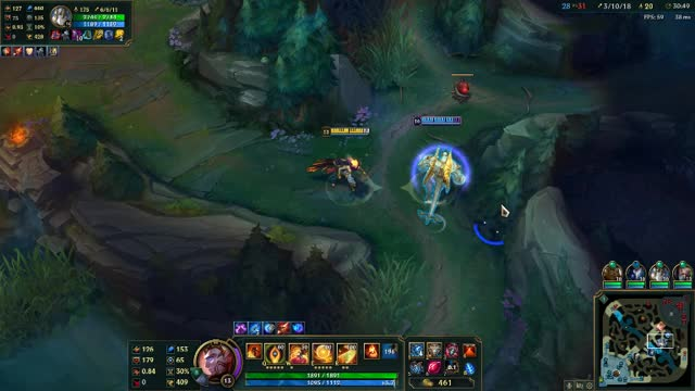Watch Check out my video! LeagueOfLegends   Captured by Overwolf GIF by Overwolf (@overwolf) on Gfycat. Discover more Assist, Gaming, LeagueOfLegends, Overwolf, Rakan, Win GIFs on Gfycat