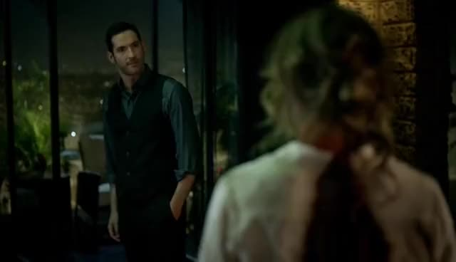 Watch Lucifer Episode 2x02; Lucifer & Mom. #4 GIF on Gfycat. Discover more celebs, tom ellis GIFs on Gfycat
