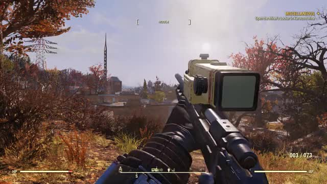 Watch and share Fallout76 GIFs by Chris Livingston on Gfycat