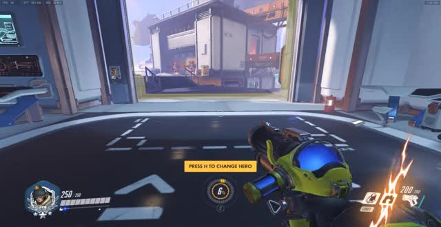 Watch and share Mei Wall (broken Immediately) GIFs by featherfallen on Gfycat