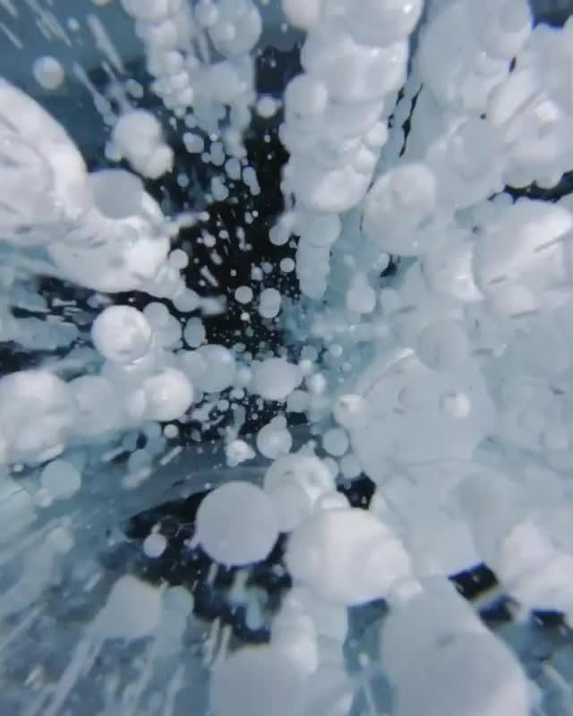 Baikal Ice GIFs