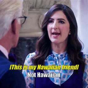 Watch and share D'arcy Carden GIFs and Celebs GIFs on Gfycat