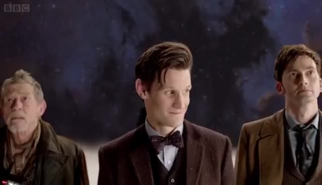 #doctorwho, The Day Of The Doctor GIFs