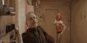 Watch and share Brucey Willis Fifth Element GIFs on Gfycat
