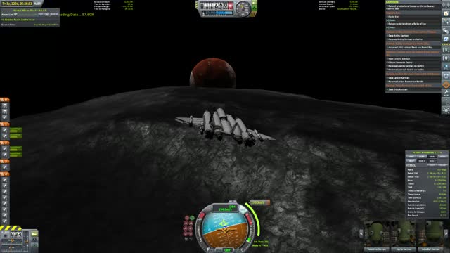 Watch Care-free drifting, taking in the view GIF by @prototype on Gfycat. Discover more KerbalSpaceProgram GIFs on Gfycat