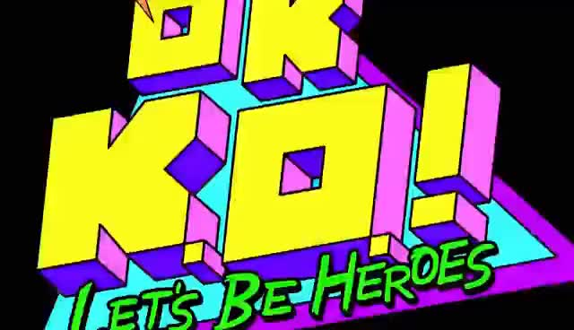 Watch and share OK K.O.! Let's Be Heroes | Intro Theme Song | Cartoon Network GIFs on Gfycat