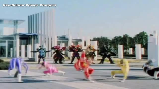 Watch Evil Power Rangers Fights in Mighty Morphin - Dino Super Charge Episodes | Villains GIF on Gfycat. Discover more All Tags, Battle, MMPR, capitulo, capitulos, episode, episodes, evil, fight, fights, megazord, morph, morphs, movie, powerrangers, prsamuraicast, zord, zords GIFs on Gfycat