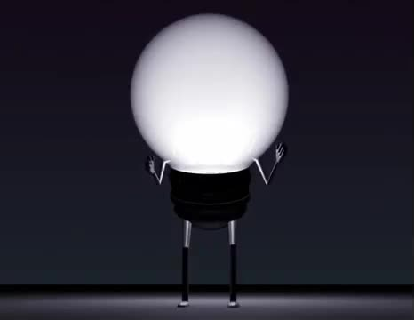 Watch and share Light Bulb GIFs by Super GIF on Gfycat