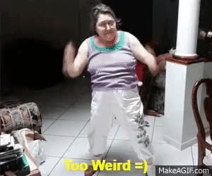 Watch old lady dancing GIF on Gfycat. Discover more related GIFs on Gfycat