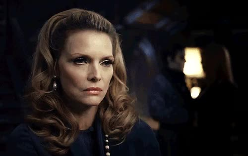 Watch and share Michelle Pfeiffer GIFs and Rolling Eyes GIFs on Gfycat