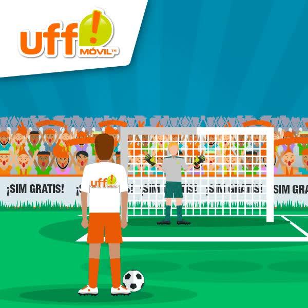 Watch and share Anota-Un-Gol-futbol-euro-copa-america GIFs on Gfycat