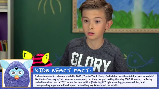 Watch KIDS REACT TO FURBY GIF on Gfycat. Discover more eaction, react, reactions GIFs on Gfycat