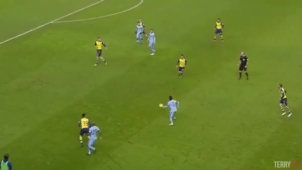 Watch and share Brilliant Play Vs Man City GIFs on Gfycat