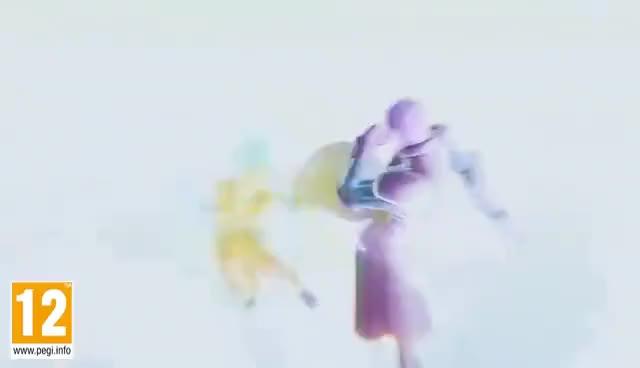 Pure Progress Hit & Super Saiyan Blue Kaioken Goku Gameplay | Dragon Ball Xenoverse 2 Free DLC Pack