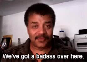 Watch and share Neil Degrasse Tyson GIFs on Gfycat