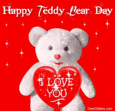 Watch and share Teddy Day Animated GIF 3D Pics Photo GIFs on Gfycat