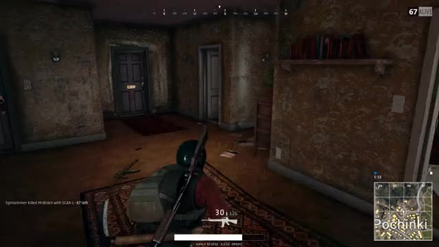 Watch PUBattlegrounds- Scare GIF by CrazyDave48 (@crazydave48) on Gfycat. Discover more funny, gaming, pubattlegrounds GIFs on Gfycat