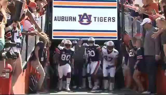 Auburn A-Day highlights GIFs