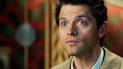 Castiel X Reader Gifs Search | Search & Share on Homdor