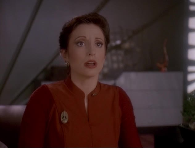 Watch and share Deep Space Nine GIFs and Nana Visitor GIFs by grobbledongs on Gfycat