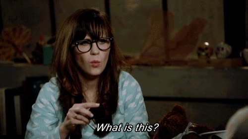 Watch this trending GIF on Gfycat. Discover more New Girl, zooey deschanel GIFs on Gfycat