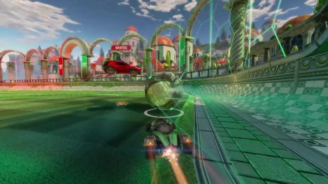 Watch and share Rocket League GIFs by thundah on Gfycat