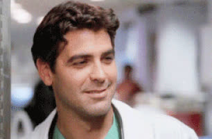 er, george clooney, picture, picture er GIFs